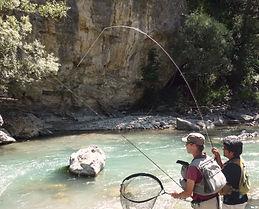 pêche en durance