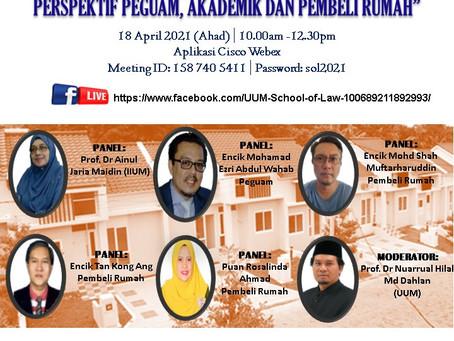 Forum Webinar Universiti Utara Malaysia