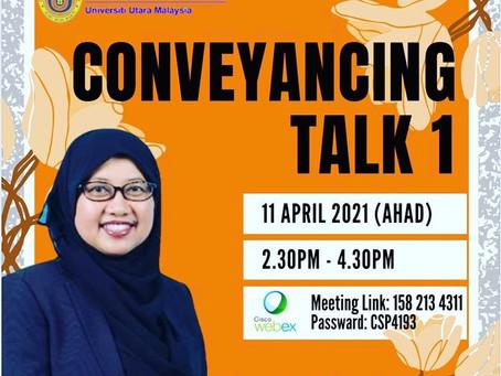 Sesi Professional Talk UUM