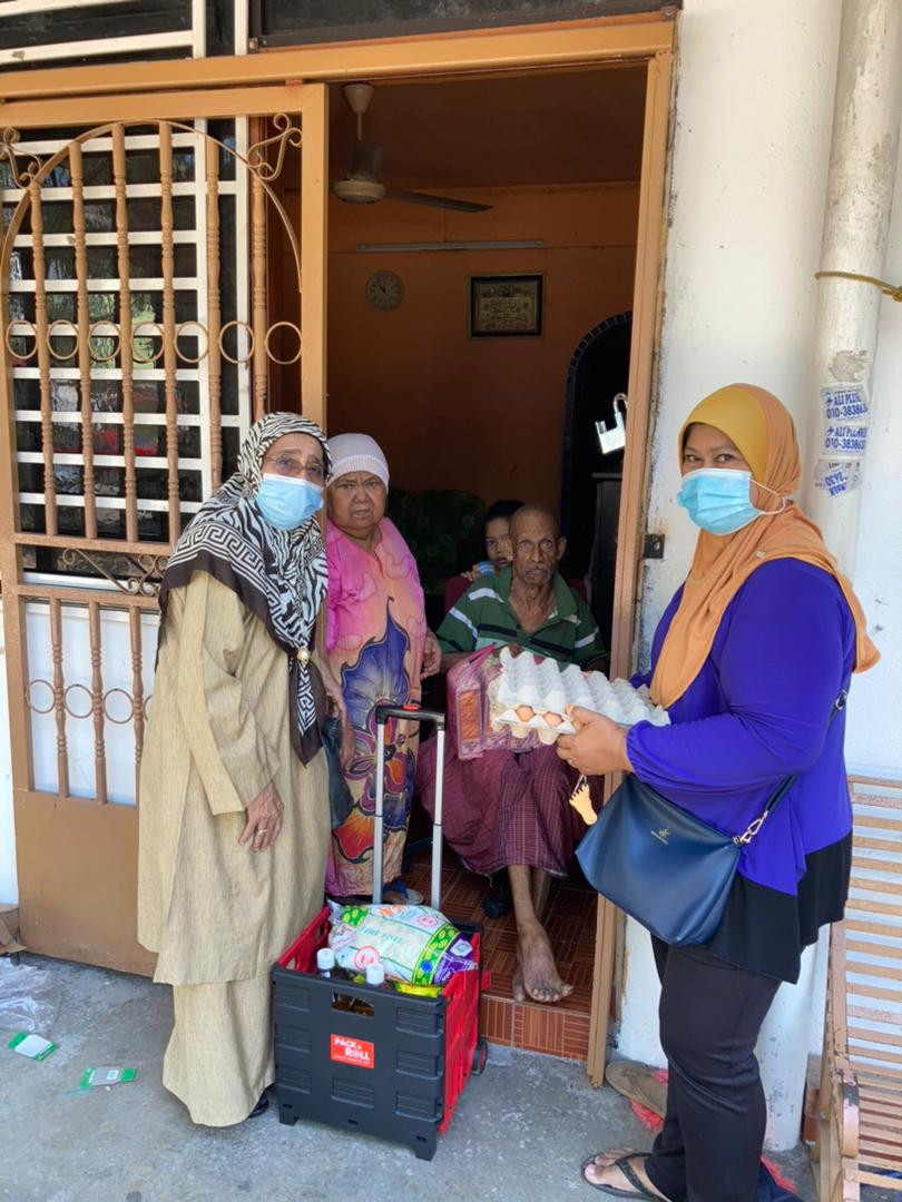 EzriLaw Firm - Food Donation Drive