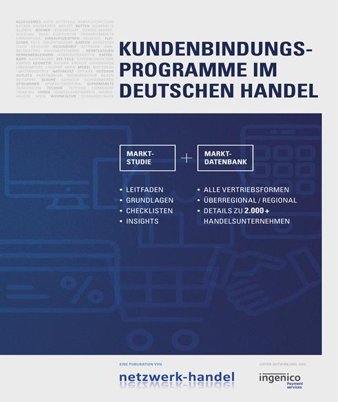Titelblatt Kundenbindunsprogramme im deu