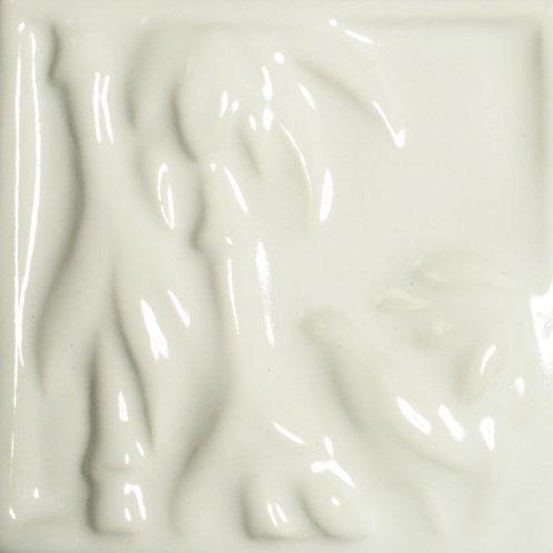 Белая блестящая эмаль S-0017 950-1100°C