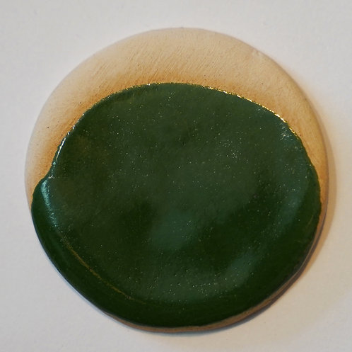 Глазурь Зелёный Лист Б14 (0,5 л)