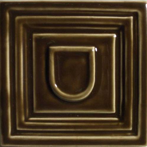 Глазурь Блестящая Тёмно-Коричневая S-0102-17