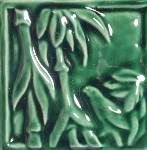 Глазурь Зелёная Медная S-0116-03