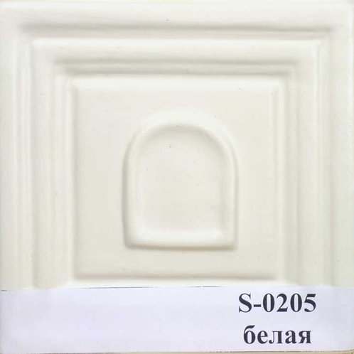 Глазурь белая матовая S-0205 900-1100°C
