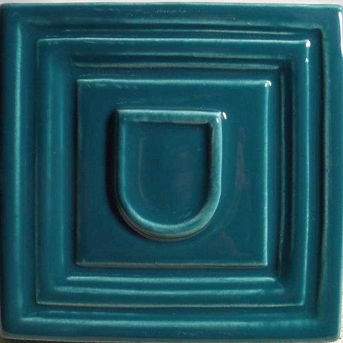 Глазурь Блестящая Сине-Зеленая S-0102-18