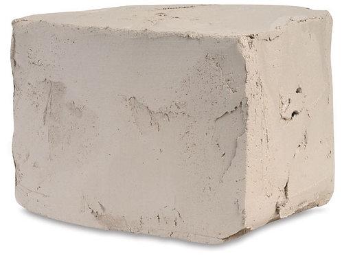 Глина белая для лепки малых гончарных форм 900-1350°с (10 кг)