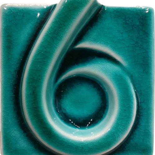 Сине-Зеленая Глазурь Кракле, S-2105-05