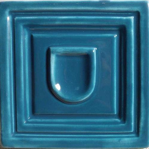 Глазурь Блестящая Хром-Бирюзовая S-0102-07