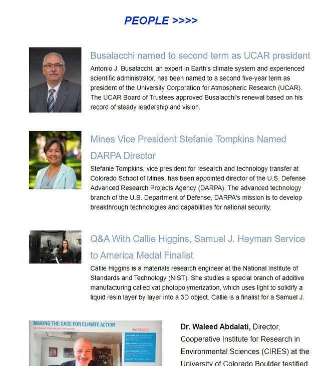 April 2021 Science Matters Newsletter im