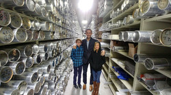 NSF Ice Core Research Lab