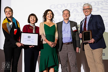 2019 CO-LABS Governors Awards event winn