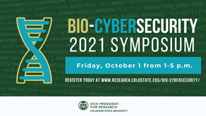 Oct. 1 CSU Cyber-biosecurity 2021 Symposium