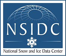 NSIDC National Snow & Ice Data Center lo