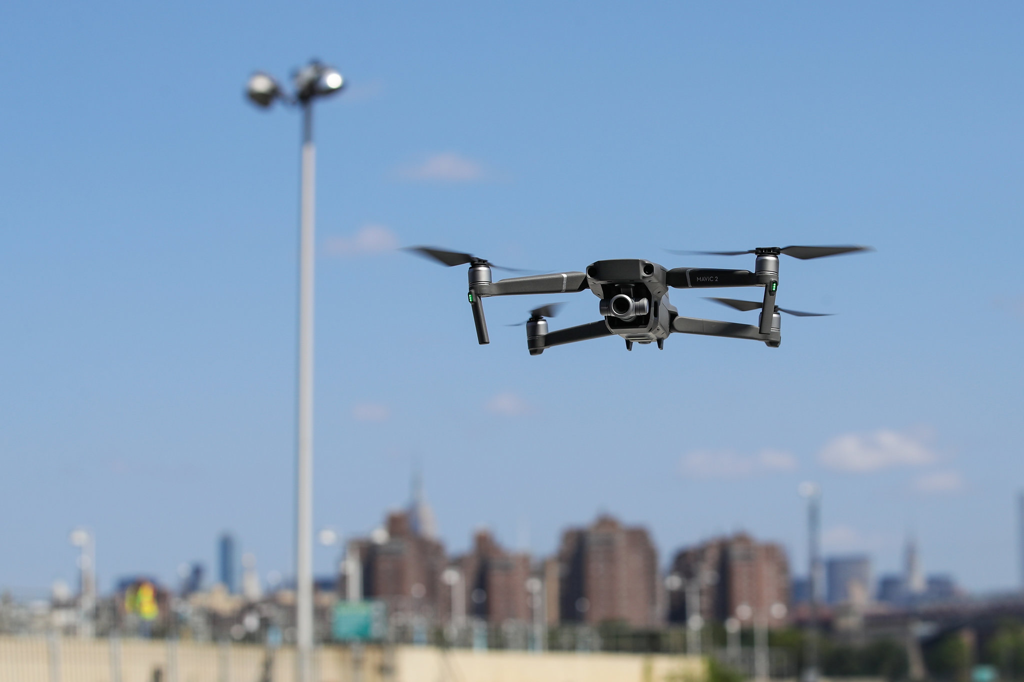 Dept of Interior drone use