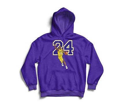 Kobe #24 Hoodie