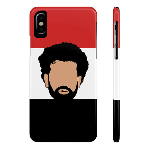 Mo Salah for Egypt Phone Case for iPhone X and Samsung Galaxy S9