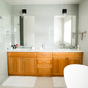 Master Bath Saindon Renovation Squamish