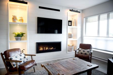 burke residence livingroom