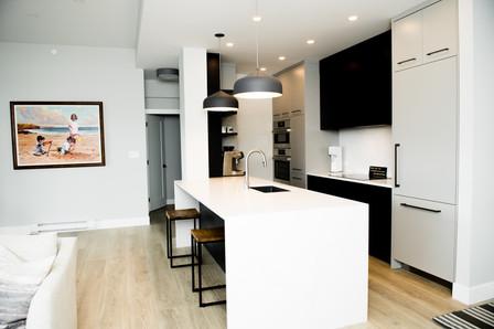 burke residence kitchen