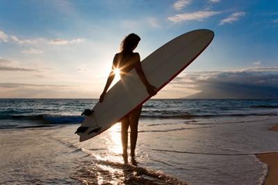 Пять уроков серфинга, которые пригодятся в жизни!