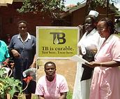 TB center in Uganda