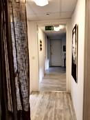 Korridor mot kursrummet