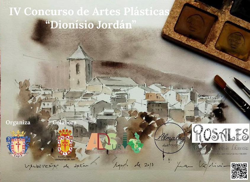 IV Concurso de Artes plásticas _Dionisio
