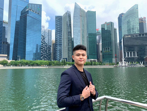 Kopi Chat with Yue Ming, Entrepreneur and Wealth Strategist