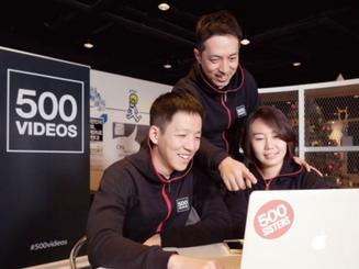 실리콘밸리 VC, 비디오 스타트업 '500videos'에 투자