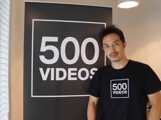 <매일경제> `500비디오스`, 네이버와 손잡고 비디오 광고 제작