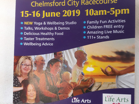 Well-being festival chelmsford