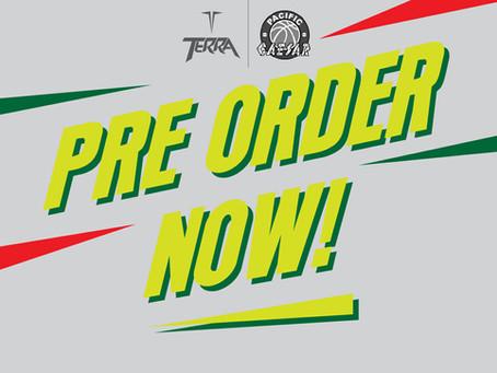 Pre Order Jersey IBL Pacific Caesar Surabaya