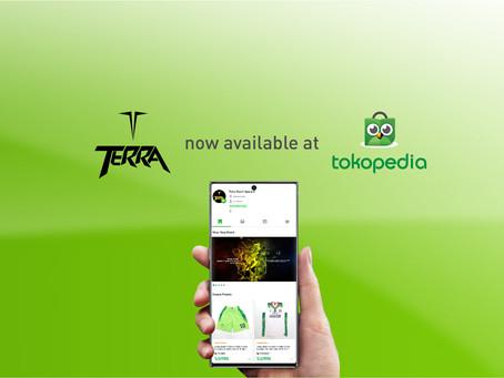 Retail Online Store Pertama kami