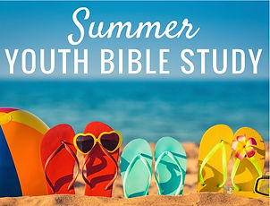 Summer Youth Bible Study