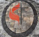cross & flame entrance pavers (2).JPG