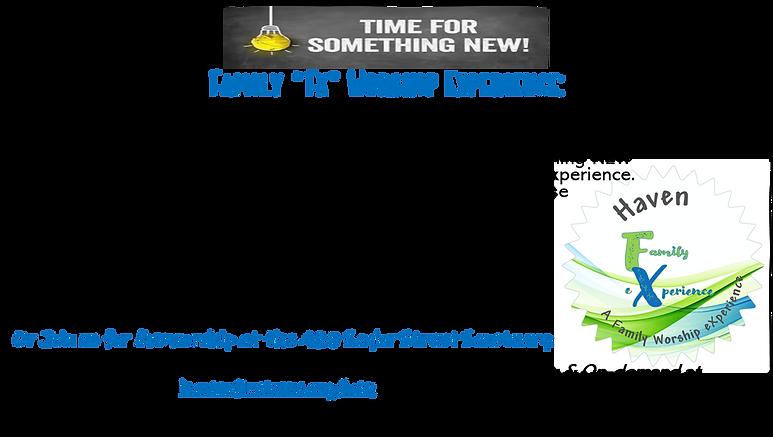 Family FX Worship Service Photo Ad.tif