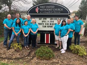 Puerto Rico Mission Team 2019