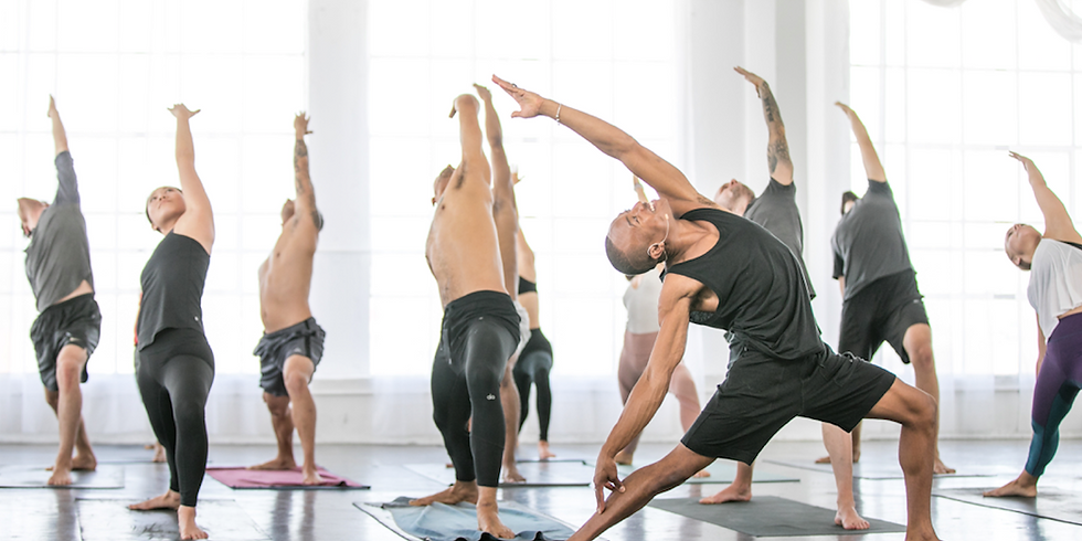 *LIVE* CLASS: Feel Good Flow with Andrew Sealy