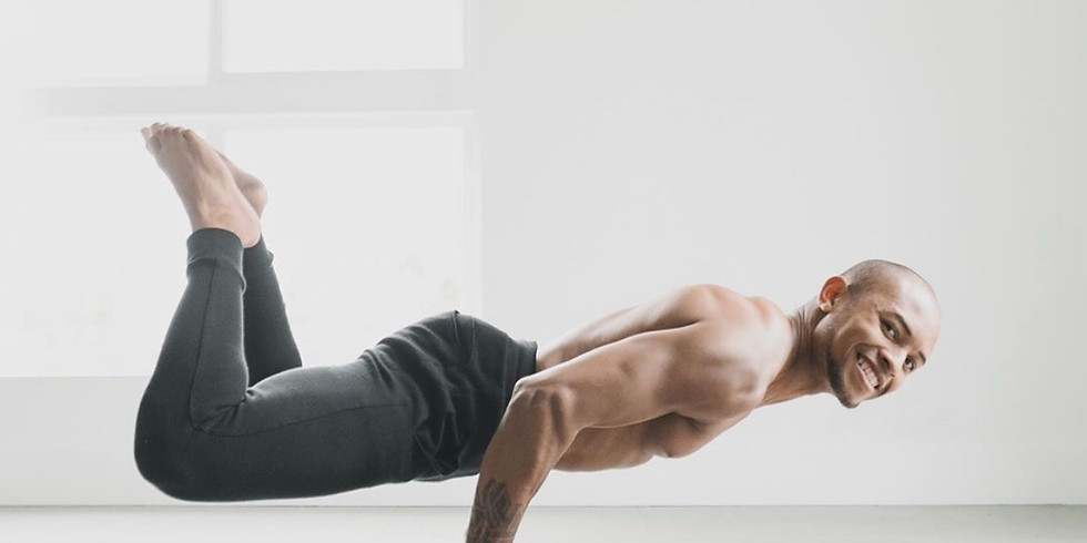 *FREE CLASS* Fuel The Movement: I Am Worthy Flow with De'Andre Sinette