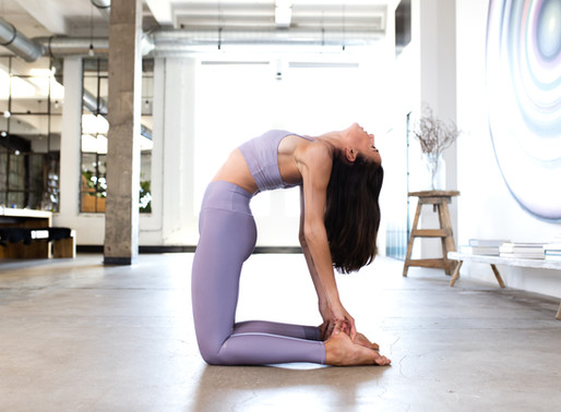 How to Practice: Camel Pose