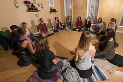 Meditation class schedule om ananda yoga fort collins