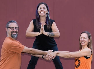 Om Ananda Yoga Teacher Training Leaders