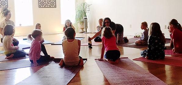 Kids Yoga Meditation class