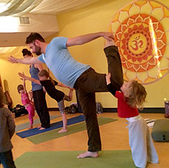 Kids Yoga Teacher Training Fort Collins