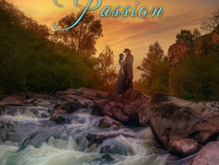 WHITE WATER PASSION COVER REVEAL AND EXCERPT