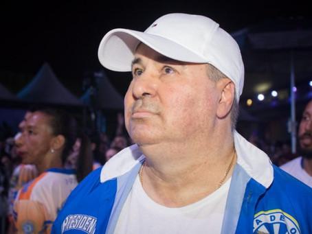 Presidente da Águia de Ouro revela drama antes do desfile e afirma: 'Uma vitória com sabor especial'