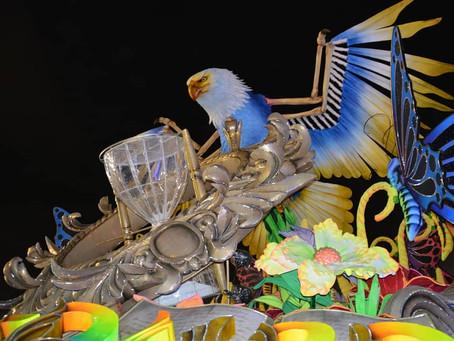 Águia de Ouro é campeã do Grupo Especial do Carnaval de São Paulo 2020