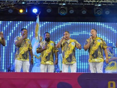 Após junção, Águia de Ouro apresenta samba oficial para o próximo Carnaval.